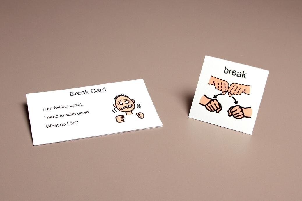 Break Card Autism Circuit